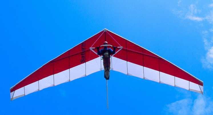 Saturn - The novice to intermediate level glider - UP Gliders
